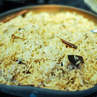 Sweet-Scented Rice Pilaf