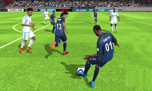 World Football Soccer League  screenshots 4