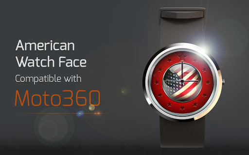 American Watch Face