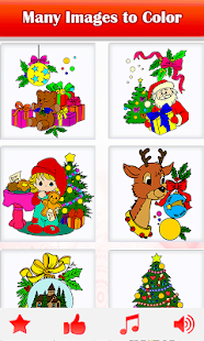 Adult Christmas Color By Number - Paint By Number