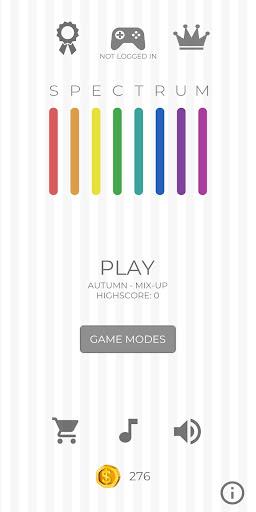 Spectrum: Colour Matching Game screenshot 1