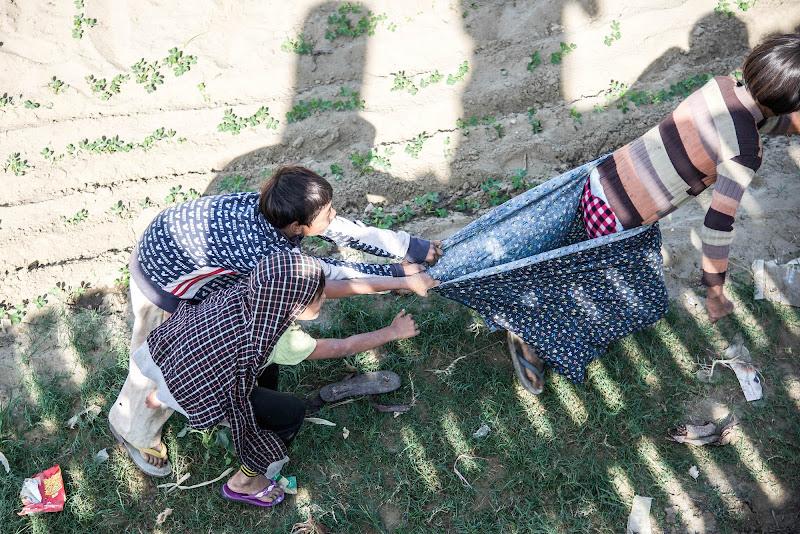 Vicino Mandalay, Myanmar. di Cristhian Raimondi