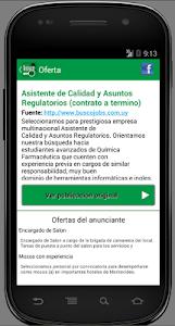 Busco Trabajo screenshot 4