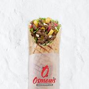 SAJ Lamb Shawarma  Wrap