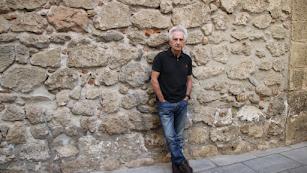Ángel M. Arqueros presentará el libro el próximo 9 de noviembre en Picasso (Foto: Teresa Claramunt).