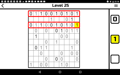 Binary.1001 1.7 screenshots 20