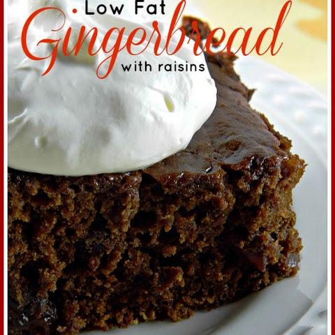 Low Fat Gingerbread Cake 21