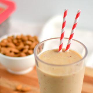 Healthy, 3 Ingredient Date Shake.