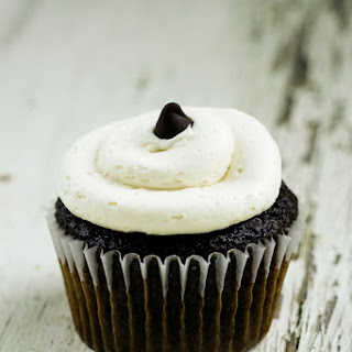 Chocolate Stout Cupcakes adapted from Chow