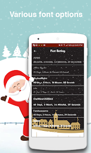 Download Chrismast Countdown Timer 2016 For PC Windows and Mac apk screenshot 4