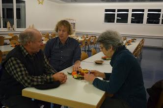 Photo: Simon mit  seinen Eltern Peter und Marianne
