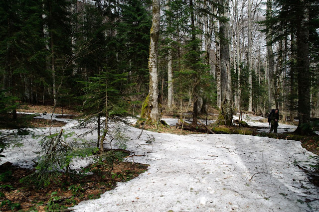 снег агулова балка
