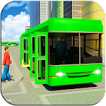 Public Transport Bus Simulator Icon