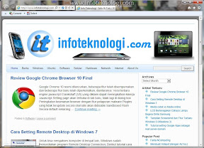 IE9 New Page