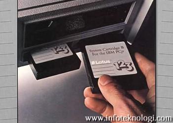 Media penyimpanan IBM PCjr ROM