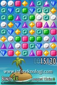 Game klasik Jewel untuk Android