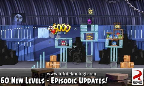 Screenshot Angry Birds Rio