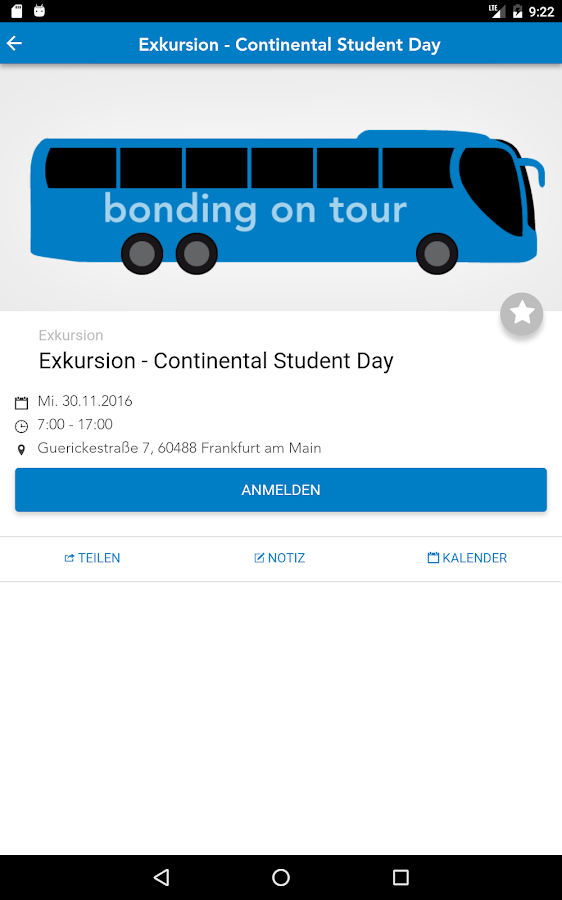 bonding studenteninitiative- screenshot