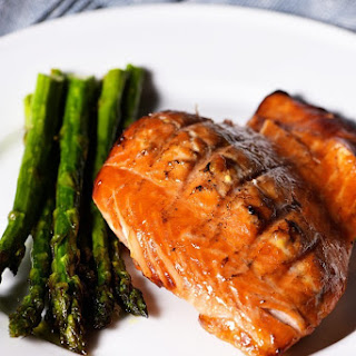 Orange Salmon #Recipe