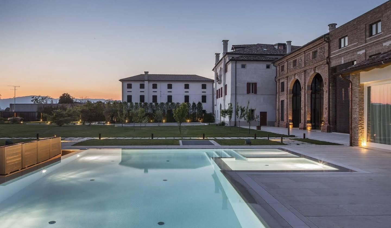 Villa avec jardin et terrasse Trevignano