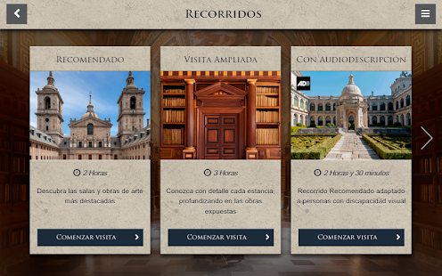 Monastery of El Escorial- screenshot thumbnail