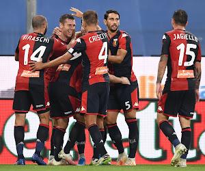 Coronavirus slaat opnieuw toe in de Serie A: 14 personen bij Genoa zijn besmet