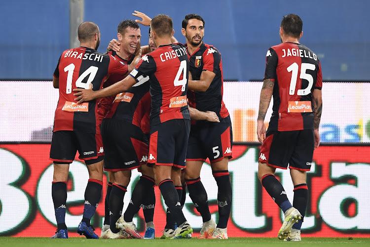 Serie A: le Genoa et Lecce se sont disputés le maintien jusqu'au bout
