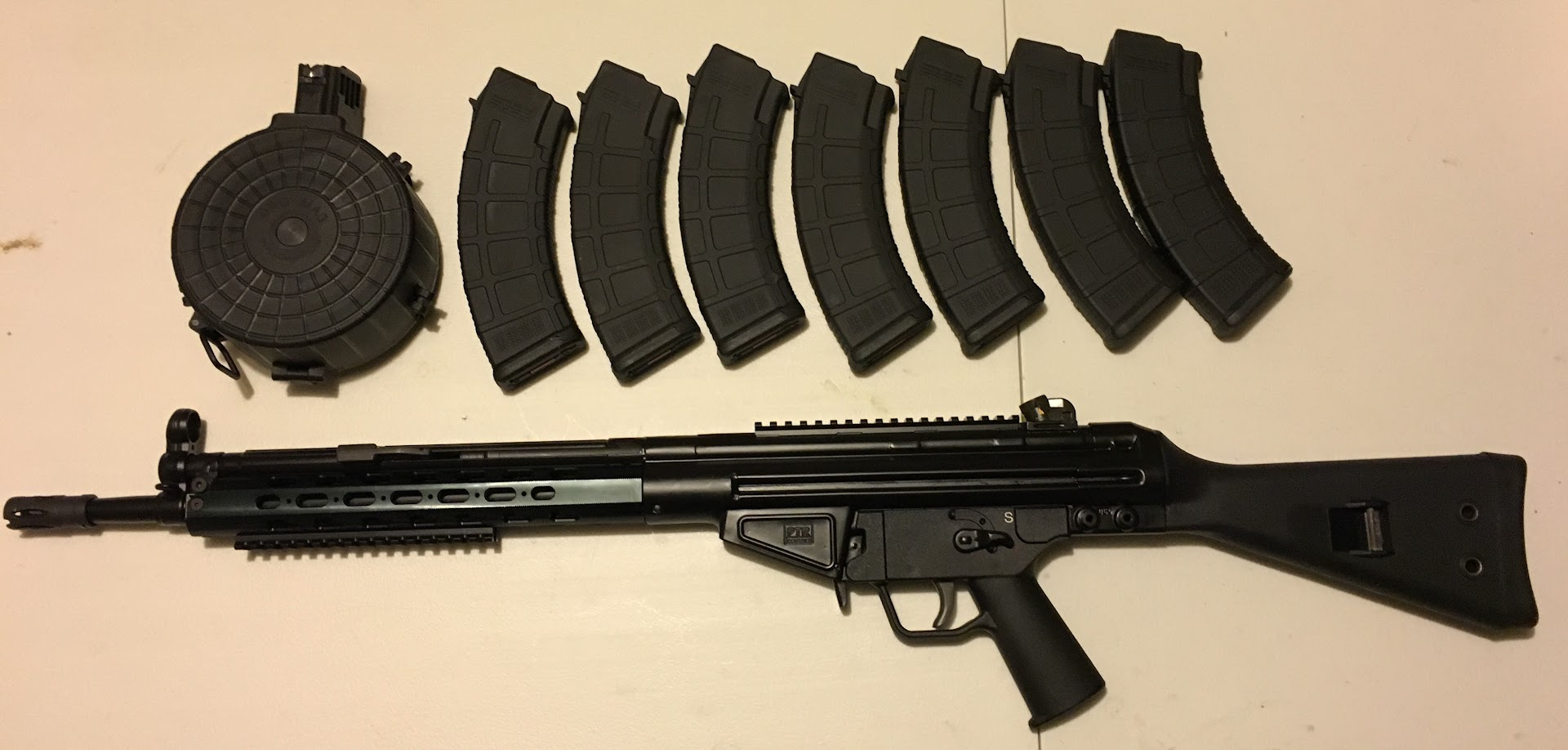 Wts ptr 32 kfr gen ii in 762x39 takes ak mags im asking 950 firm publicscrutiny Images