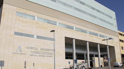 Hospital Materno-Infantil, Hospital Universitario Torrecárdenas.