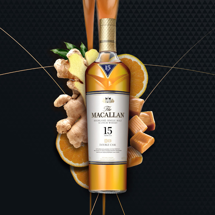 The Macallan 15 Year Old.