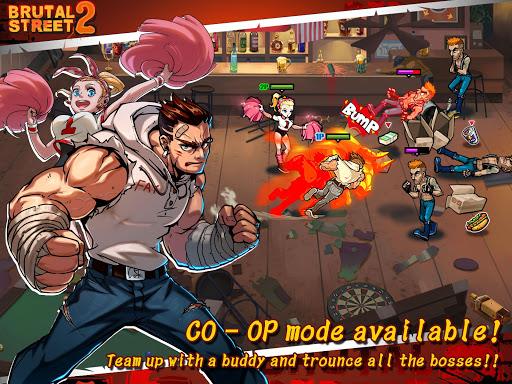 Brutal Street 2 poster