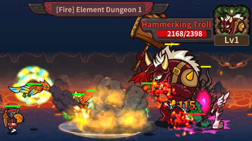 Monster Merge King 1.2.0 screenshots 23