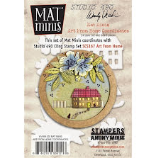 Wendy Vecchi Mat Minis - Art From Home Coordinates