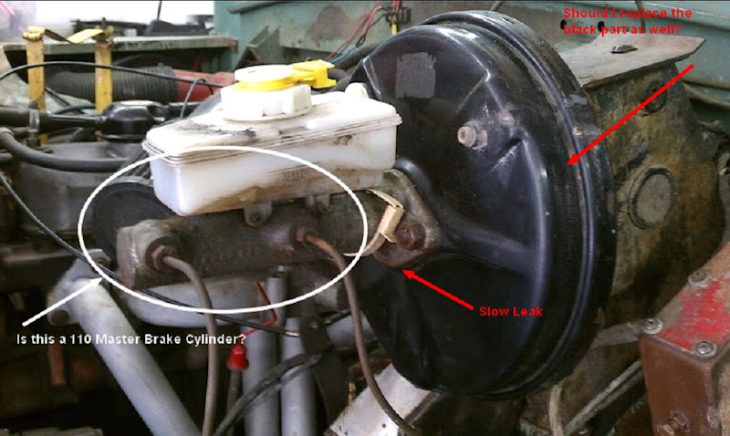 Master Cylinder Replacement >> Master Brake Cylinder Replacement Questions Defender Source
