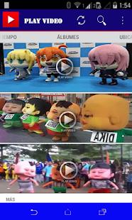Goyang Boneka Mampang Lucu - náhled