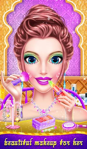 Indian Girl Spa Salon Makeup 1.0.2 screenshots 2