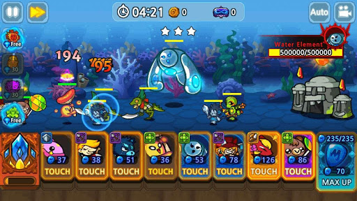 Monster Defense King filehippodl screenshot 20