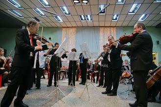 Photo: Выступление инструкторов и преподавателей.