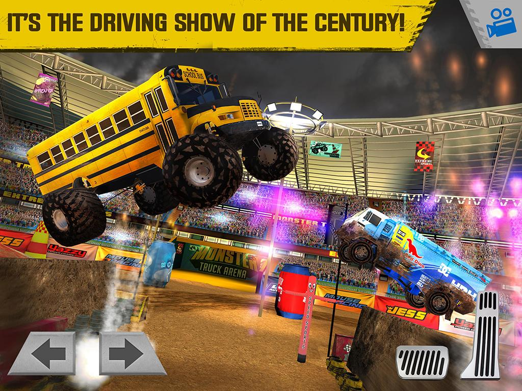Monster Truck Arena Driver Android Apps On Google Play