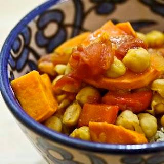 Saffron-Spiked Moroccan Stew