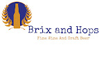Logo for Brix and Hops