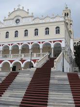 Photo: The church Tinos