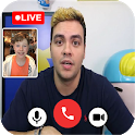 Luccas Neto📞 Call You:📱 Video Call (Simulation) icon