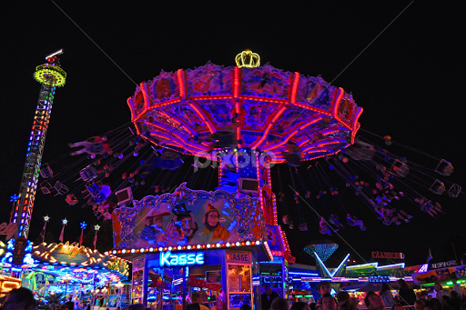 Schueberfouer 2015 | Amusement Parks | City, Street & Park | Pixoto