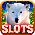 Polar Bear Vegas Slot Machines icon