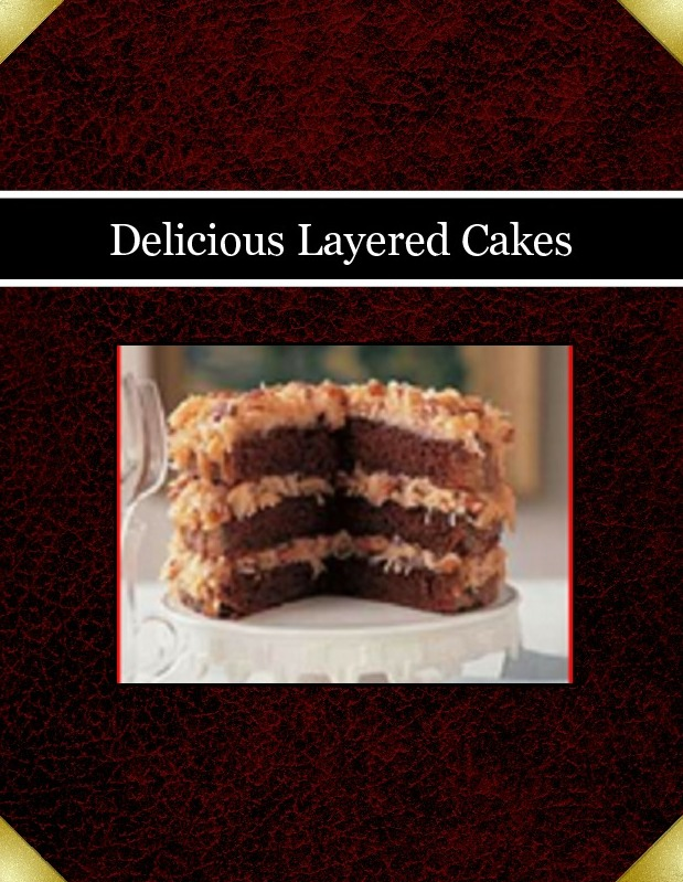 Delicious Layered Cakes