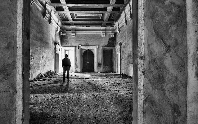 L'uomo nella casa abbandonata di Gianluca Presto