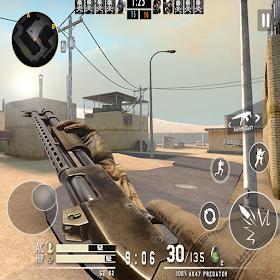 Frontline BattleField Mission