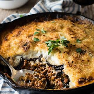 Greek Eggplant Ground Beef Recipes