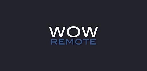 Приложения в Google Play – WOW <b>REMOTE</b>